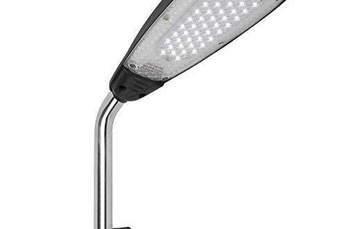 LED Straßenlampe Sicherheits Licht Freiendämmerung zum Dämmerungs Lichtsensor Wasserdichte Straßenlaterne IP65 Kaltweiß 2000LM Wand-Angebrachte Bereichslicht Scheunen Lampen (Zubehör beinhaltet)